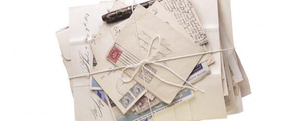 bundle of mail