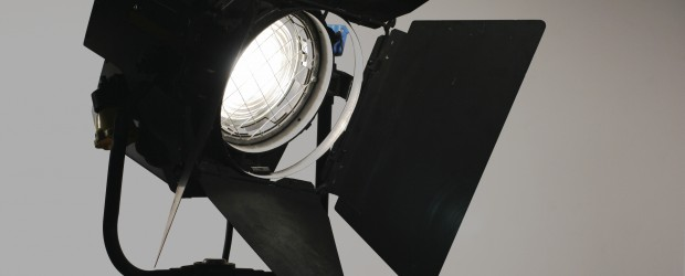 Studio Fresnel Lamp