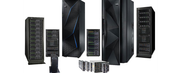 IBM's Power Systems servers lineup.