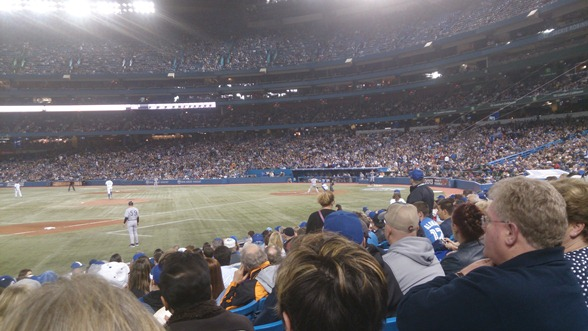 Sony Xperia Blue jays