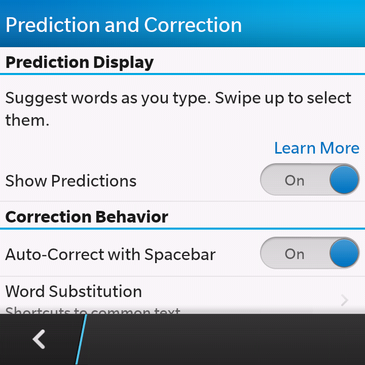 prediction-setting