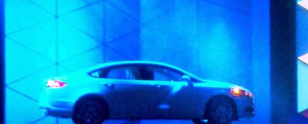 Ford Fusion IBM Impact 2013