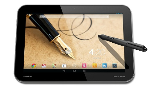 Toshiba Excite Write tablet