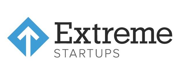 extreme startups - logo - web