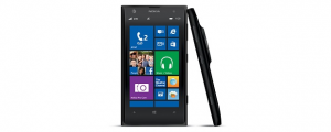 Nokia Lumia 1020 running Windows Phone 8.