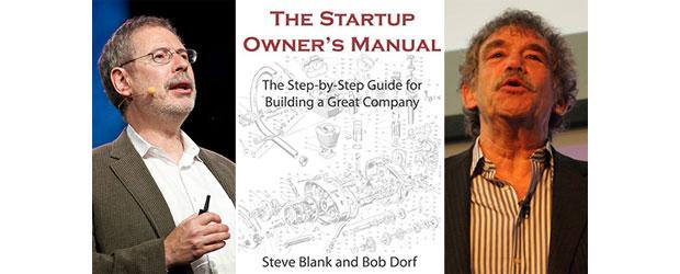 steve blank startup owners manual