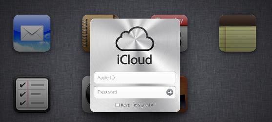 Apple iCloud.