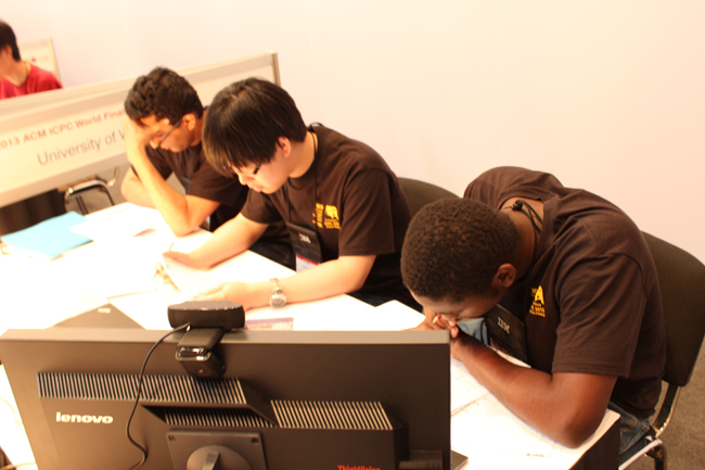 The University of Waterloo dropped from ninth place in last year's competition to 52 overall.