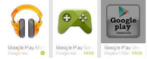 Google Play - apps - featured - web