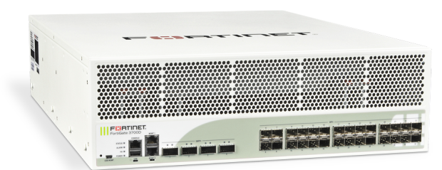 (Image: Fortinet). The FortiGate-3700 D.
