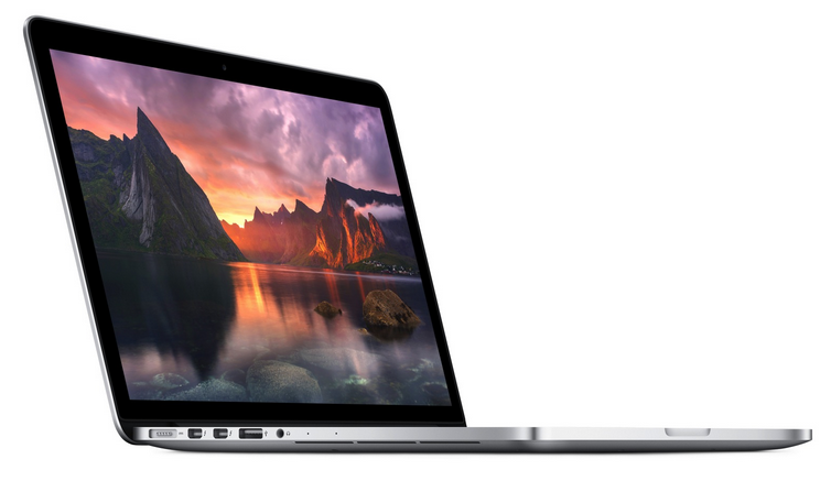 MacBook Pro Retina Display 13-inch October 2013