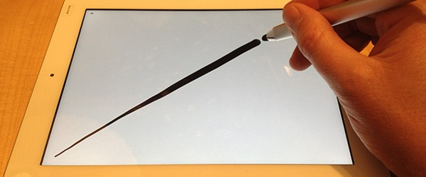 """(Image: Adobe). Project Mighty, Adobe's new """"cloud pen."""""""