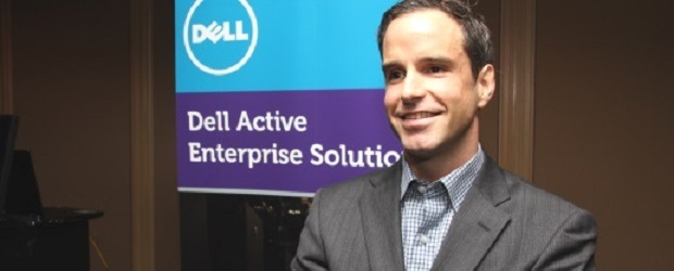 (Image: Howard Solomon). Conor Duffy, Dell Canada.