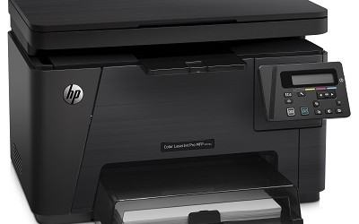 (Image: HP). The M176 / M177 printer for SMBs.