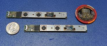 (Image: Intel). Intel's RealSense camera.