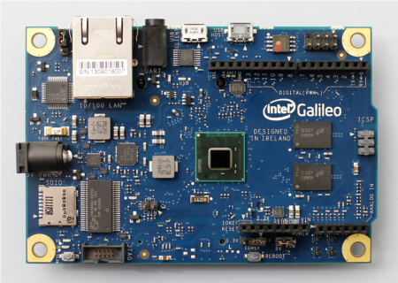 IntelGalileo-board