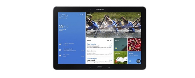 (Image: Samsung). The Galaxy TabPro, 12.2 inches.