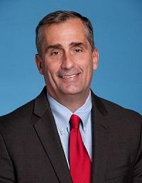 (Image: Intel). Intel CEO Brian Krzanich.
