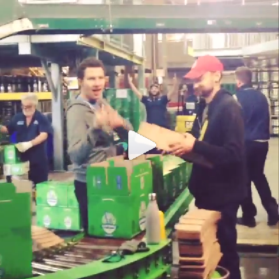 Steamwhistle video
