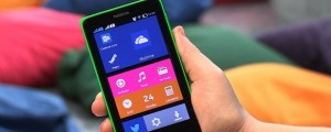 The Nokia X (Image: Nokia).