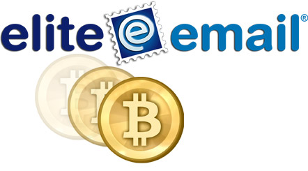Elite Email was the first email marketing service provider in the world to start accepting bitcoin payments in April 2013.