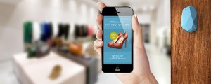 iBeacon shoes deal