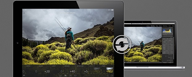 Adobe Photoshop Lightroom for mobile. (Image: Adobe).