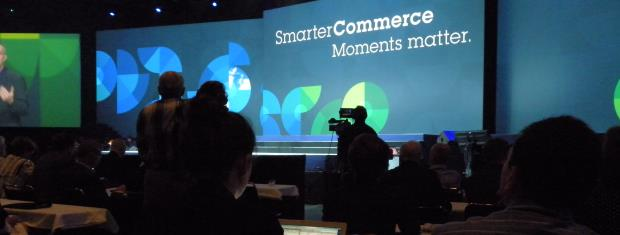 IBM smartercommerce confernce 1B