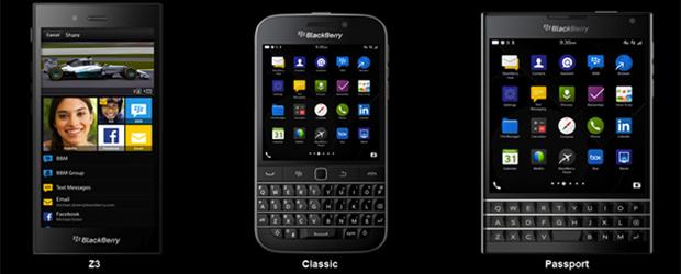 The BlackBerry Passport. (Image: BlackBerry).