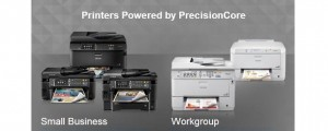 Feature Epson printers