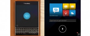 The BlackBerry Passport. (Image: BlackBerry).