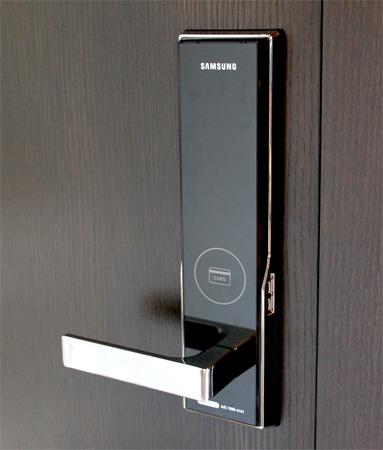 Samsung-Lock
