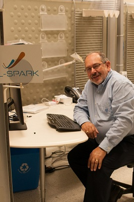 Leo Lax, managing director of L-SPARK. (Image: L-SPARK).