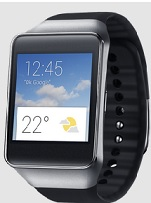 Samsung wearable smart watch
