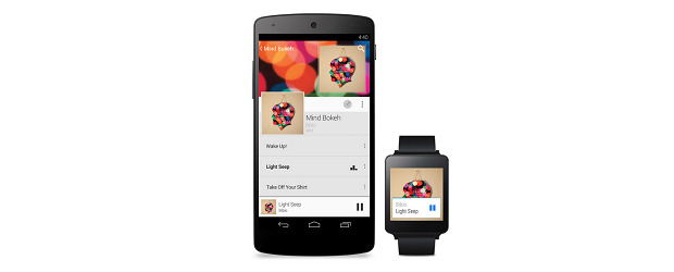 (Image: Android Wear).