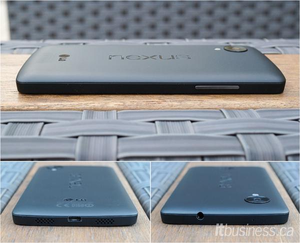 Top 10 smartphones for business: Google Nexus 5