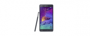 The Samsung Galaxy Note 4, plus S Pen. (Image: Samsung).