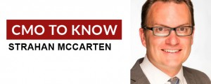CMO to Know - Strahan McCarten