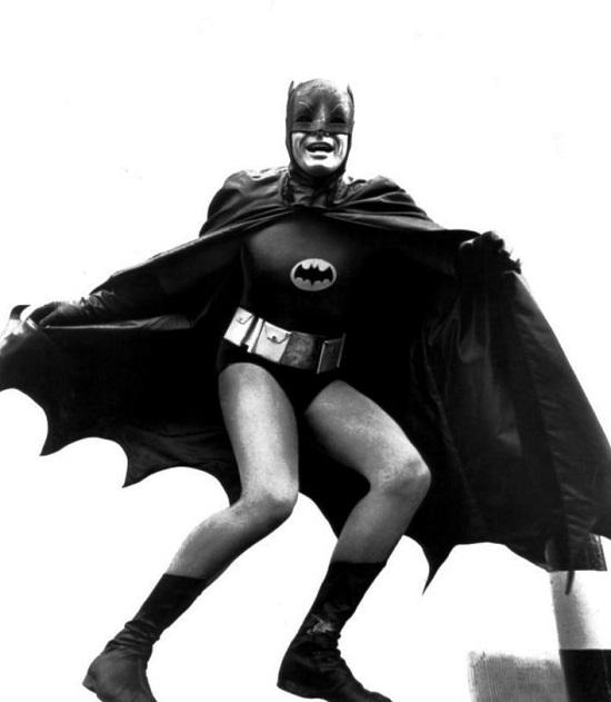 Twenty-two per cent of male respondents named Batman as their superhero alter ego.