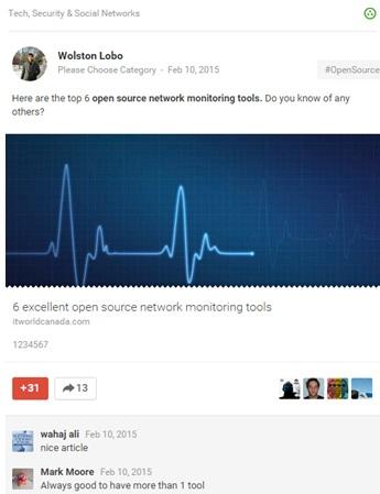 Google Plus community SEO