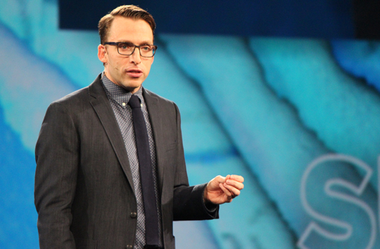 Brad Rencher, SVP at Adobe, says marketing is becoming central to the enterprise.