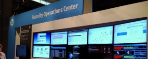 HP's Security Operations Centre