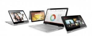 HP Spectre x360 Modes