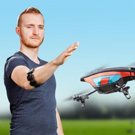 Myo-armband-drone