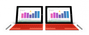 Surface 3 featured