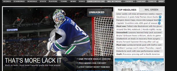 nhl featured