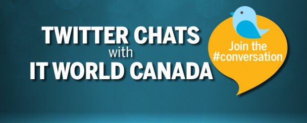 Twitter chat with IT World Canada