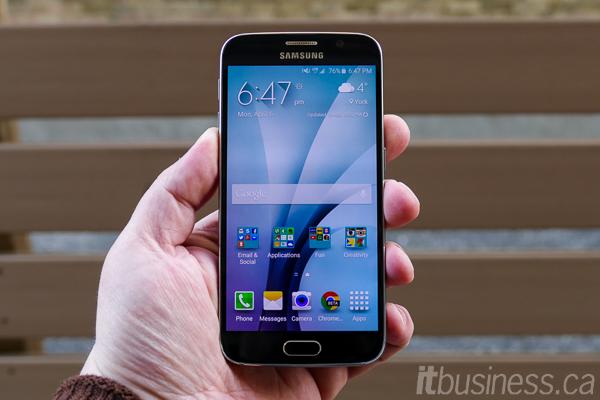 Samsung Galaxy S6-1