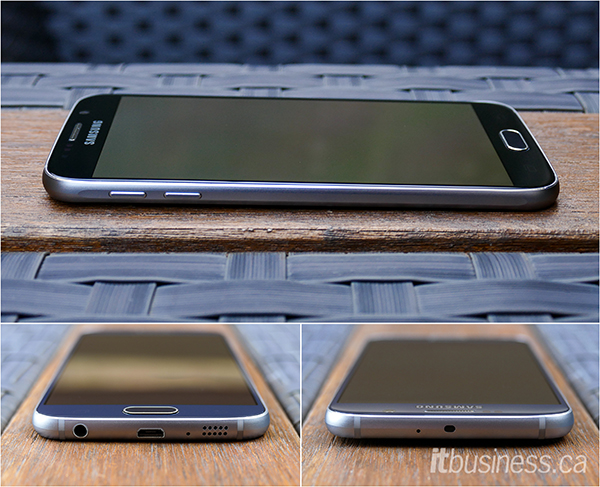Samsung Galaxy S6-3 way