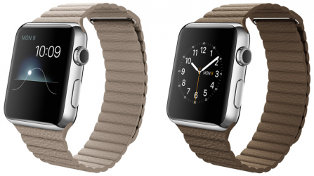 Apple Watch 42 mm stainless steel